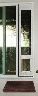 "CatCluez: REVIEW: ""Ideal Hefty Pet Side Sliding Window Insert"""