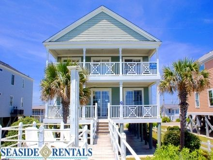 Garden City Beach Vacation Rental Home The Big Chill Myrtle