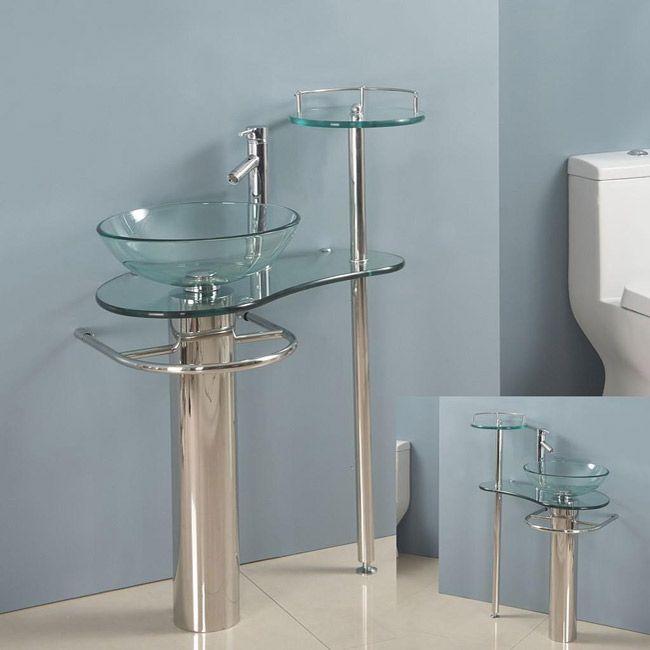 Kokols 24 Bathroom Vanity Set this fabulous modern glass sink vanitykokols is a stunning