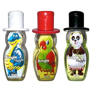 Hand Sanitizer From Jungle Magic By Piramal Healthcare They Are