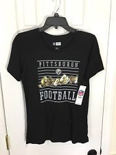 8b6517332df Pittsburgh Steelers NFL NWT'S Size Medium SHIRT No Tax FREE SHIPPING Ps1