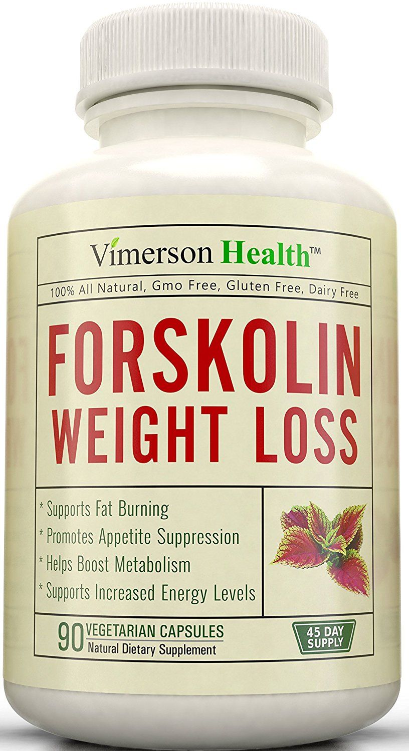 45 Day Supply Forskolin Extract For Extreme Weight Loss