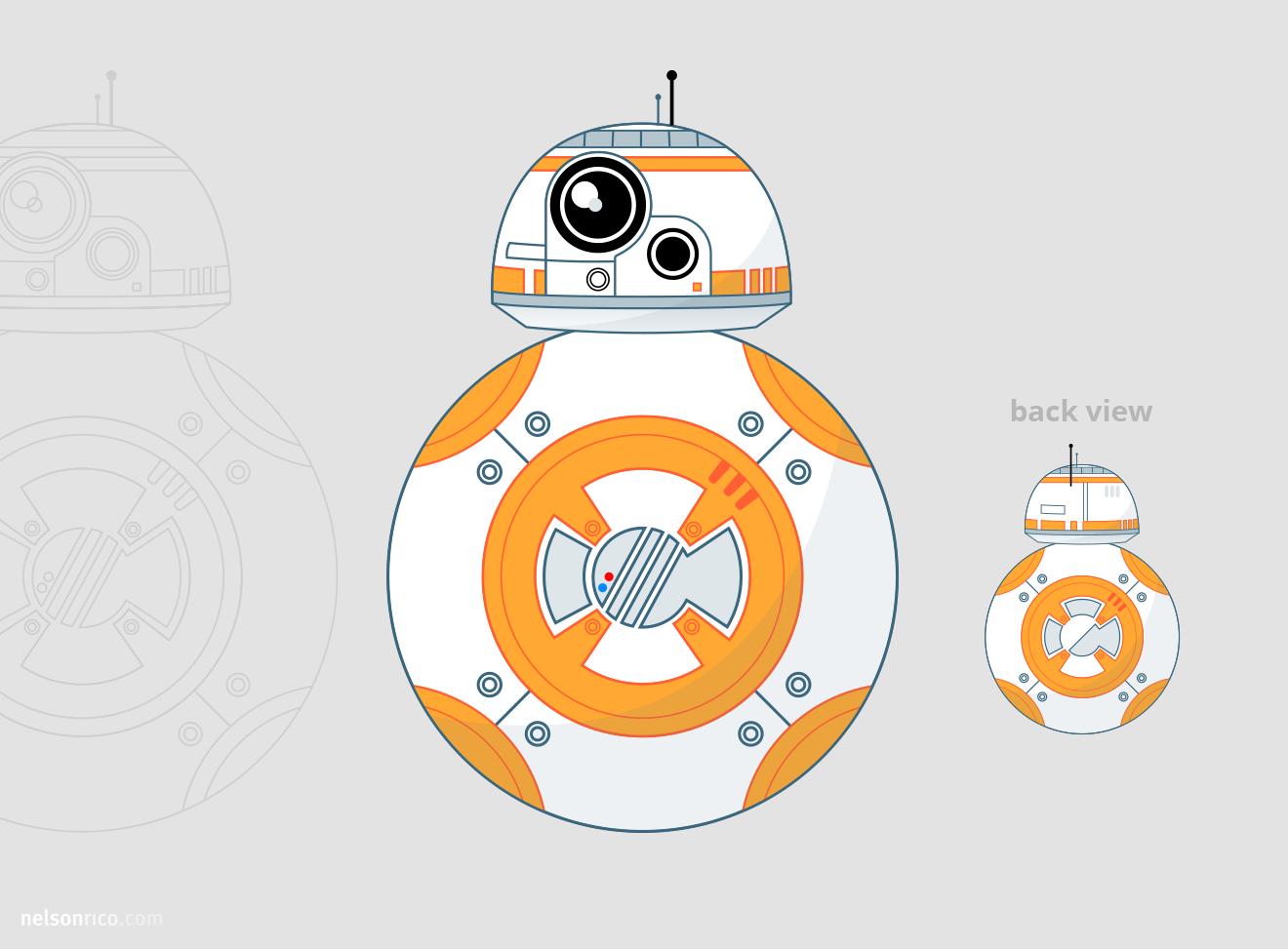 bb8 design - Google Search   Star Wars Cakes   Pinterest   Backen ...