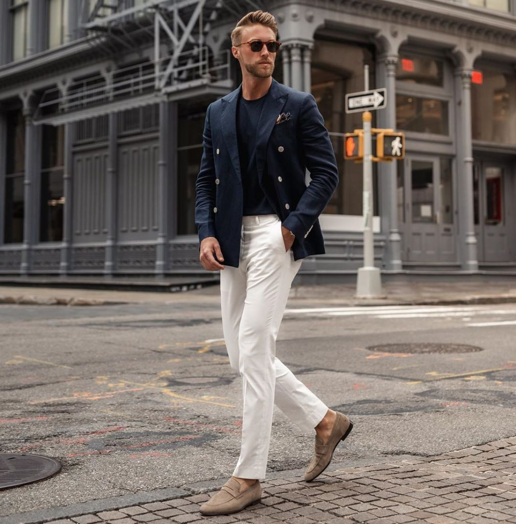 How To Style Loafers   20 Looks You Need To Try   Suede shoes men ...