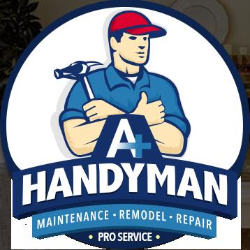 A+ Handyman Services Logo