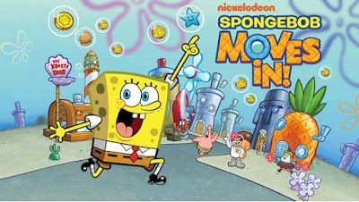 SpongeBob Moves In Mod Apk + Data free on Android