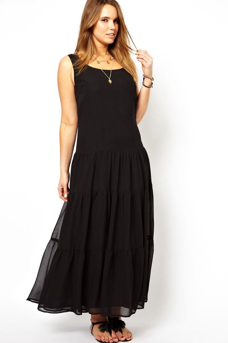 best black dress for plus size gallery - dresses design ideas