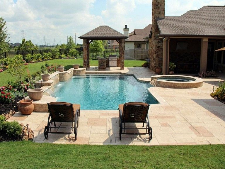 31 Awesome Roman Grecian Swimming Pool Design Ideas Swimmingpools Swimmingpooldesign Poollandscaping Swimming Pool House Pool Designs Swimming Pool Designs