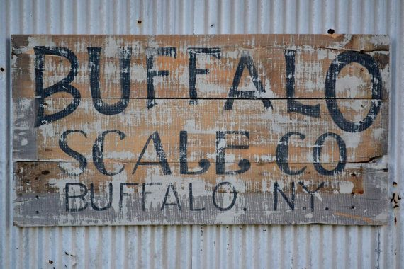 vintage sign from countryblissdesigns on etsy