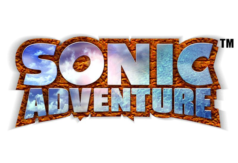 Logo Characters Art Sonic Adventure Adventure Logo Sonic Adventure Cartoon Wallpaper Hd