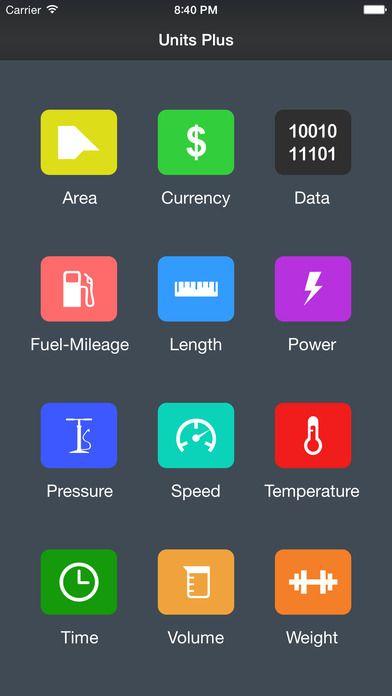 convert units free app units plus best unit currency converter