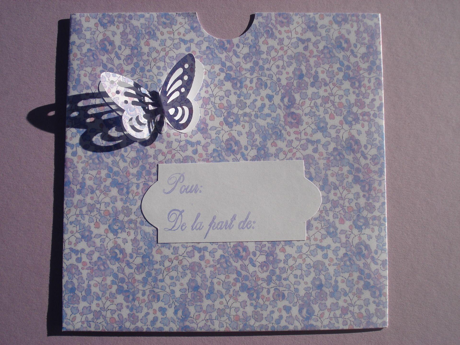 cartes d 39 invitation anniversaire enfant th me papillon ecole et loisirs par filsetcouleurs. Black Bedroom Furniture Sets. Home Design Ideas