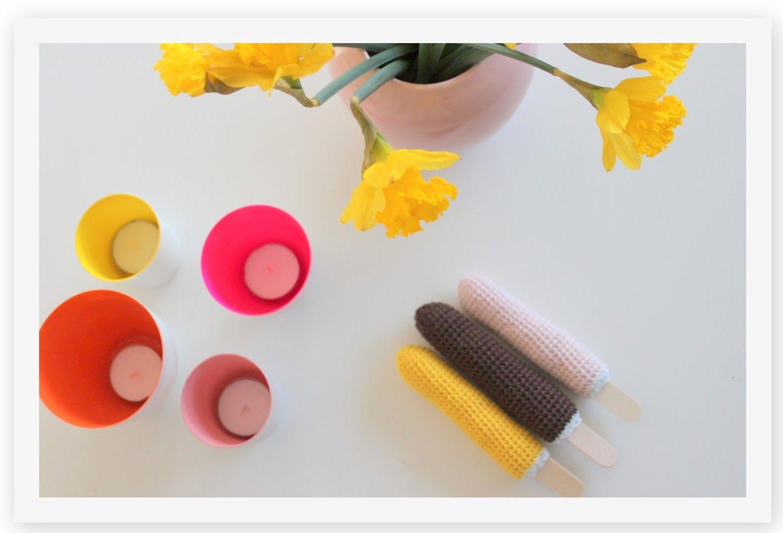 Barbaras syslerier: DIY hæklede ispinde, begynder-egnede