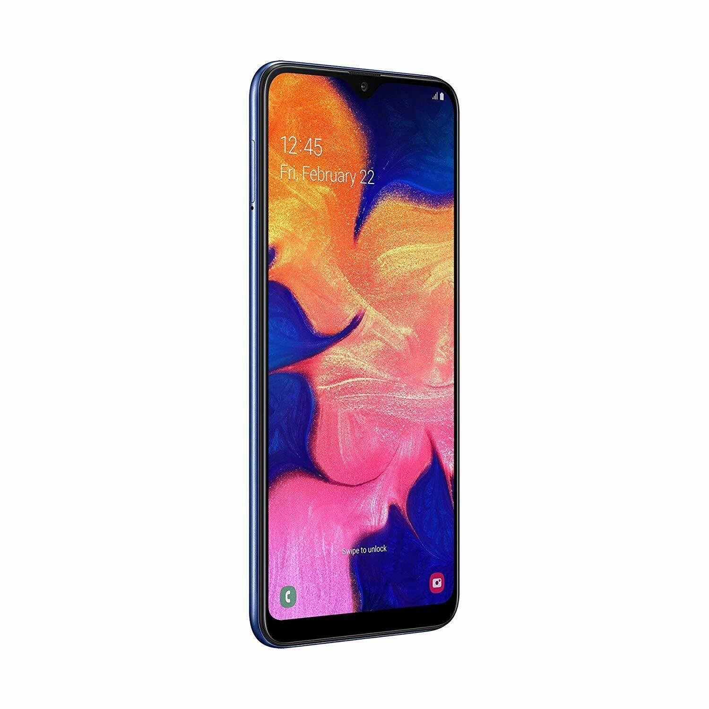 Samsung Galaxy A10 2019 Smartphone Blue 6 2 Hd 32gb Esp Dual Sim Brand 129 99 Anziche 159 18 Di Sconto Samsung Galaxy Smartphone Samsung