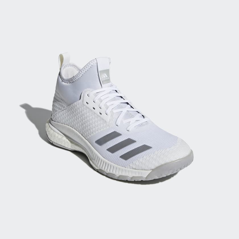 low priced 48f3a 7c377 Crazyflight X 2.0 Mid Shoes White CP8898