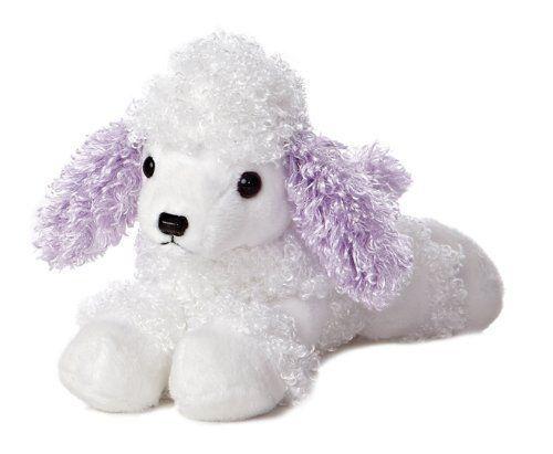 Petite-Poodle-Purple-Mini-Flopsie-8-Stuffed-Animal-by-Aurora-Plush-31336
