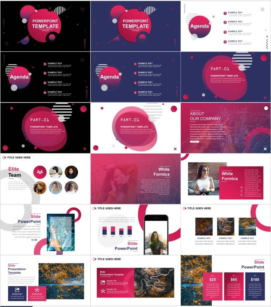 27 Best Marketing Powerpoint Template Powerpoint Templates