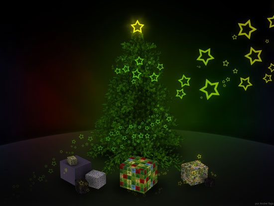 85+ Amazing and Creative Christmas Wallpapers / #19 of 96 Photos
