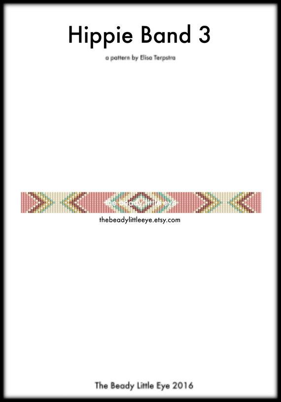 Bead Loom Patterns Loom Tutorial Beading Pattern Loom | Perlen ...