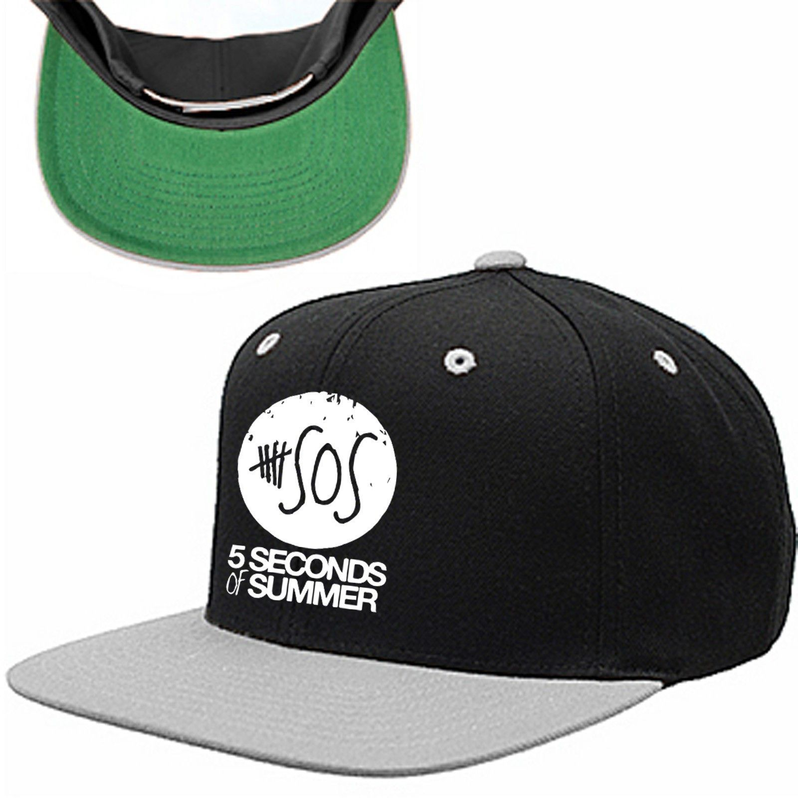 5 Seconds of Summer Snapback Hat