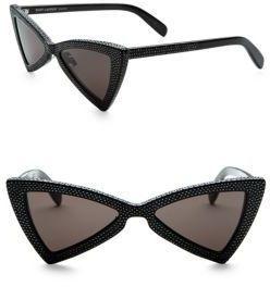 Luv Jerry Saint Laurent Studded Sunglasses Pinterest Leather 18xBw