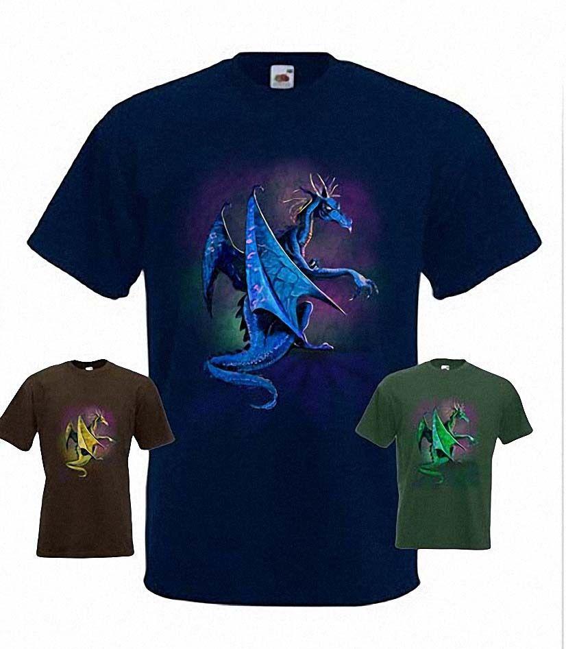 Dragon fantasy tshirt in any size ebay t shirt