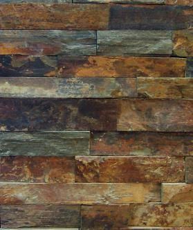 Copper Rust Fireplace Stone1 Indian Autumn Slate Tile Pinterest Rust Stone Tiles And Slate