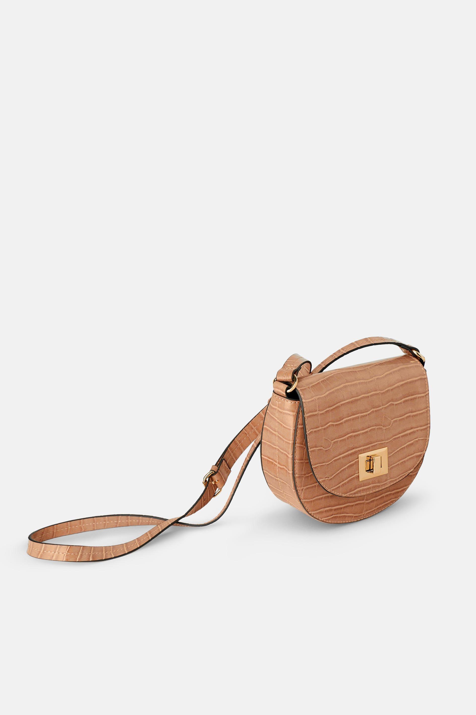 46eb9000 Animal print crossbody bag in 2019 | Accesorize | Bags, Crossbody ...