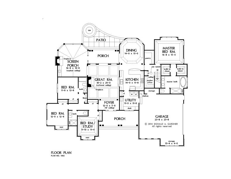 Plan Of The Week Over 2500 Sq Ft The Emerson 1402 2557 Sq Ft 4 Beds 3 Baths Wedesigndreams House Plans New House Plans How To Plan