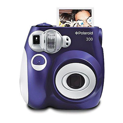 Polaroid 300 Instant Print Camera - Purple - Sakar International ...