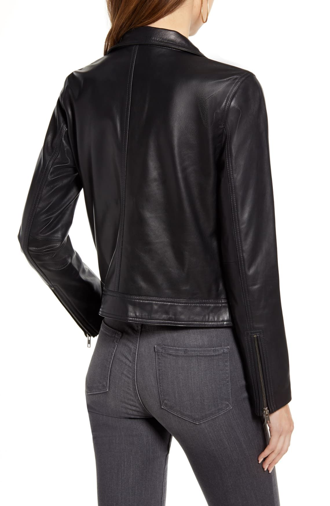 Chelsea 28 Leather Moto Jacket Nordstrom Leather Moto Jacket Moto Jacket Jackets [ 1746 x 1140 Pixel ]