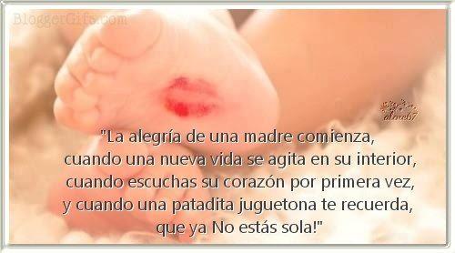 Tarjetas Con Frases Para Madres Solteras Bebé My Son Quotes