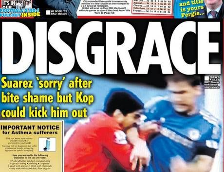 Disgrace: todays Daily Star front page  #Liverpool  #Quiz