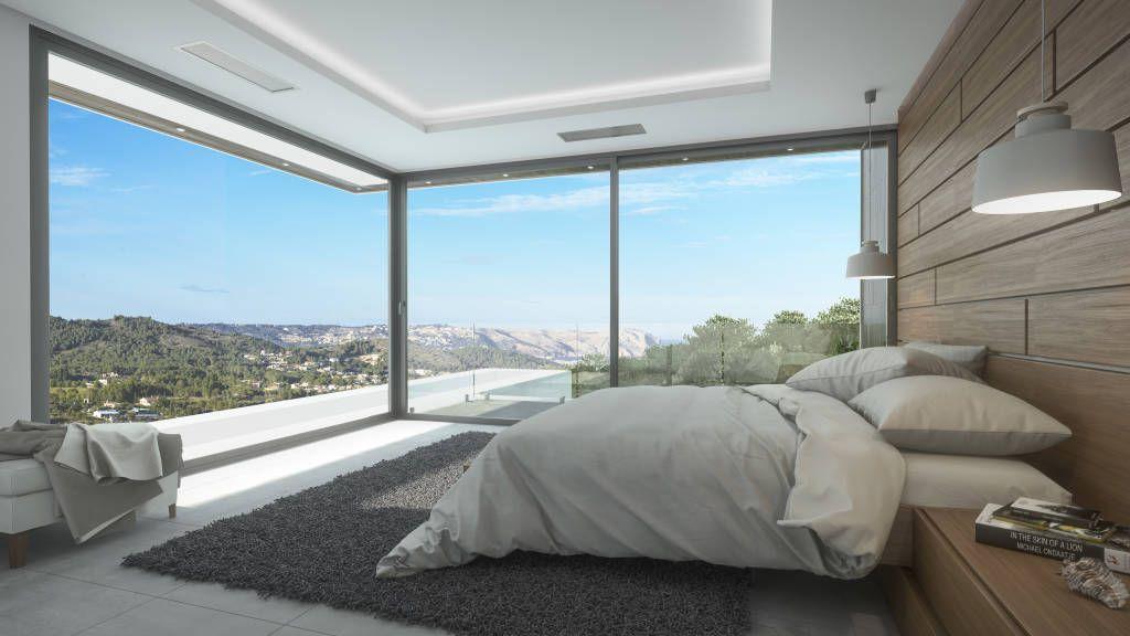 Moderne Schlafzimmer Bilder Villa Nerea Moderne schlafzimmer - moderne schlafzimmer designs