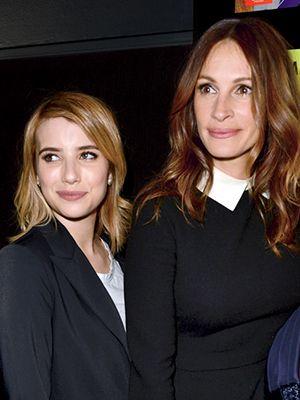 Emma Roberts on How Her Aunt Julia Inspired Her Career ...