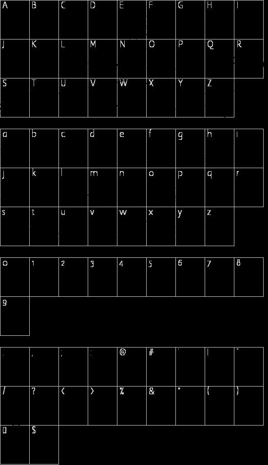 Mutlu font