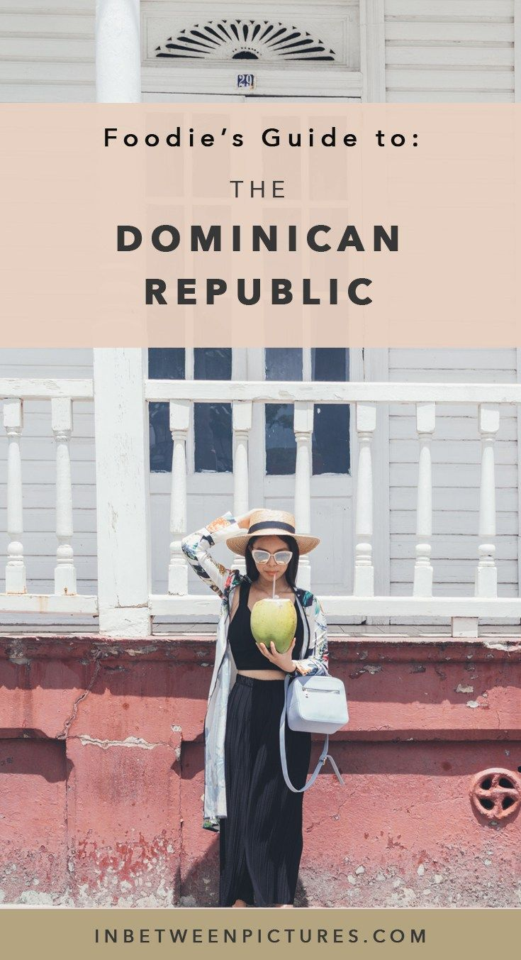 Dominican Republic Travel Advice >> 11 Dominican Republic Famous Food You Must Try When Visiting
