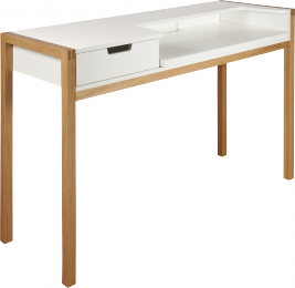 Farringdon Bureau Habitat Bureau Blanc Meuble Informatique Mobilier De Salon