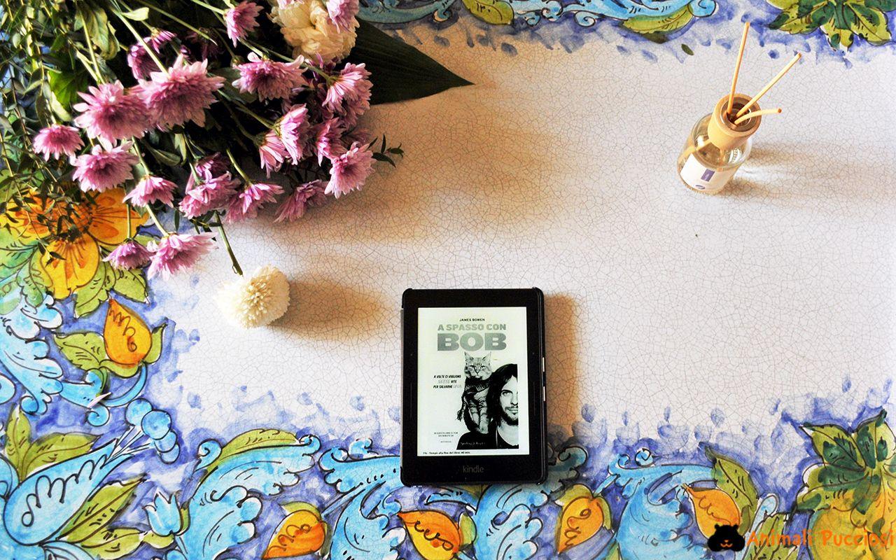 Recensione su a spasso con bob di james bowen un romanzo for Animali pucciosi