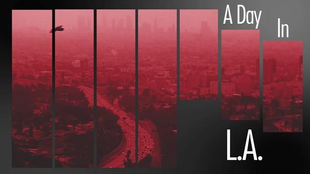 """Video Los Angeles, Kalifornien: """"Downtown L.A."""""""