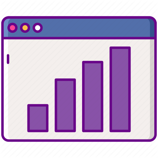 Analytics Business Chart Graphs Icon Download On Iconfinder Graphing Chart Icon