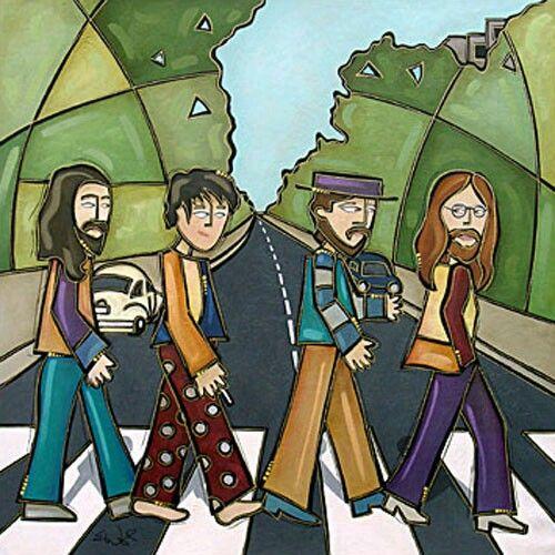 So hippie.