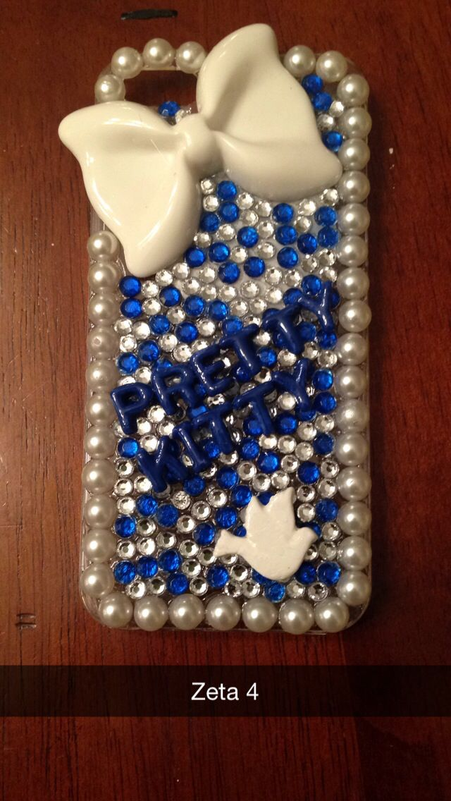 Pretty kitty phone case