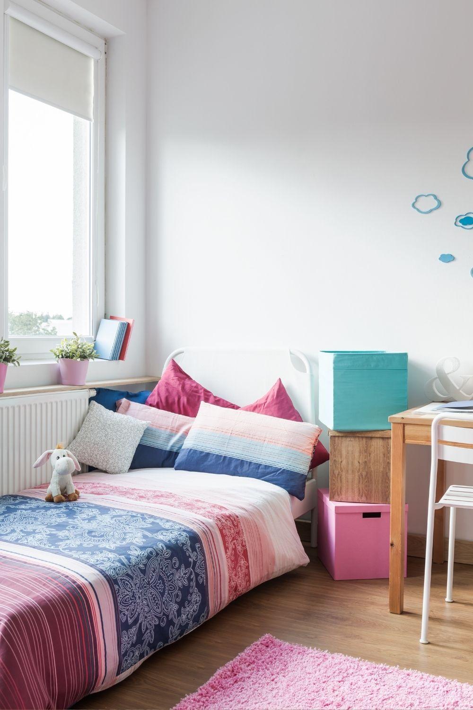 ديكور غرف نوم بنات بسيط Decor Furniture Home Decor