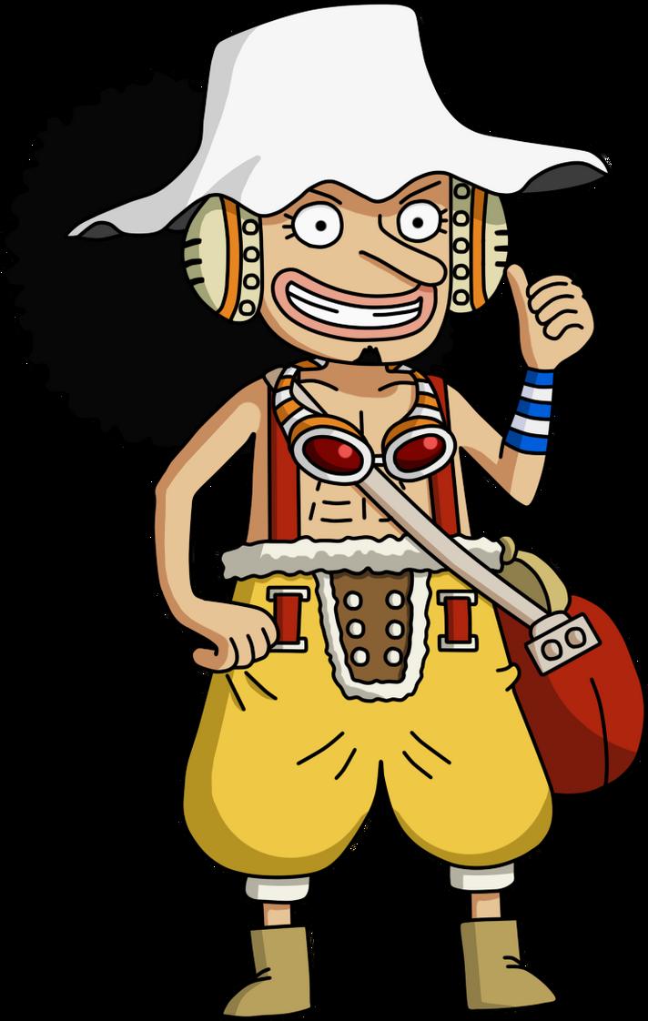 Chibi Usopp by SergiART on DeviantArt