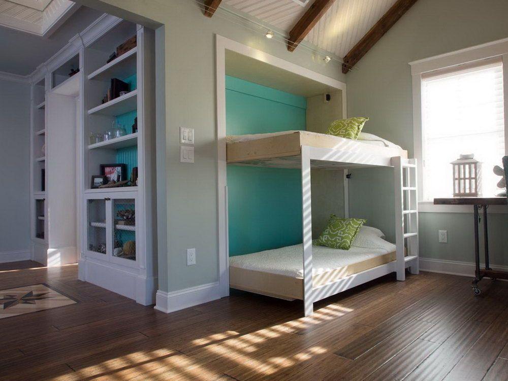 Murphy Bunk Beds Design Ideas Bunks Pinterest Murphy bunk