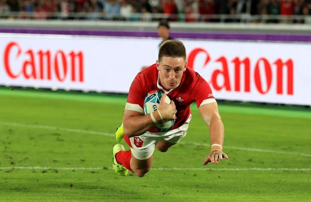'We're just gutted' reaction after Wales fall to late