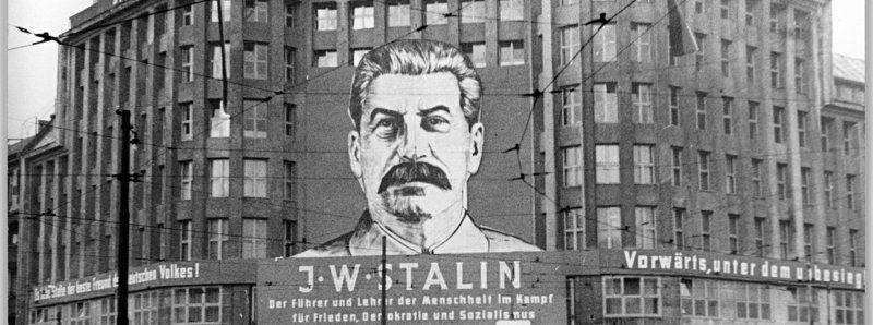 "Zeitzeuge des Widerstands gegen Stalin ""Todesstrafe! Mir"