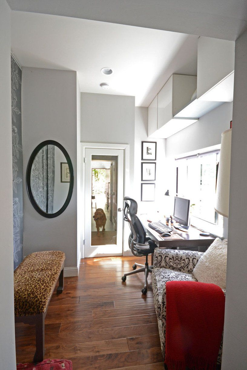 Karen\'s Micro Space in Marin | House tours, Spaces and Apartment therapy