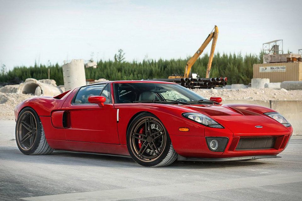 Heffner Performance Elite Ford Gt Coupe Ford Gt Ford Super Cars